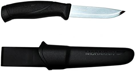 モーラ・ナイフ Mora knife Companion Black
