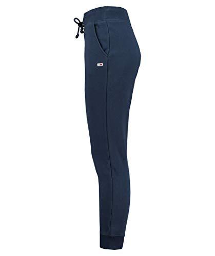 Jeans 002 classici donna sportivi Classics Iris nero Tommy per Pantaloni XzPqf5