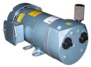 Rotary Vane Motor (Gast AT03 Rotary Vane (Motor Mounted) - AT03-560-G215DX)