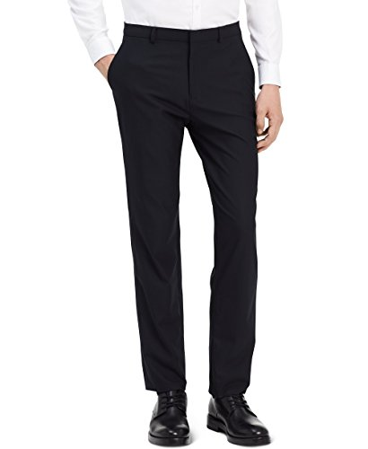 Calvin Klein Men's Infinite End Bi-Stretch Pants, Sky Captain, 31W x 30L ()