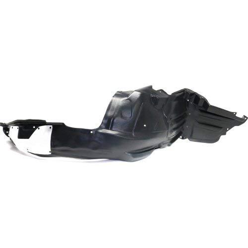 Front Fender Liner Compatible with SUBARU IMPREZA 2015-2016 RH with Insulation Foam Sedan//Wagon