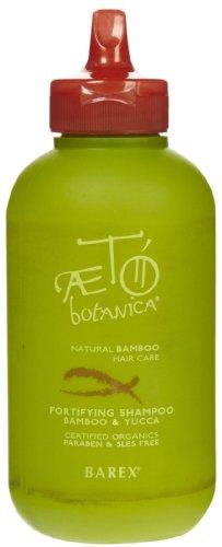 Aeto Botanica Bamboo & Yucca Fortifying Shampoo-8.45 oz