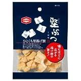 【限定品】亀田製菓 堅ぶつ 60g×10袋