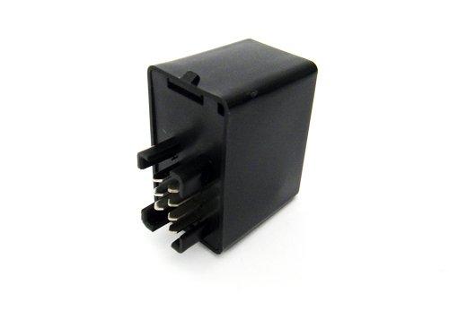 7 Pin LED Indicator Signal Light Flasher Relay For Suzuki GSXR GSR 600 750 1000 SV DL Bandit VL VZ Hayabusa