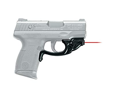 Crimson Trace LG-493 Laserguard Laser Sight for Taurus Millennium Pro Pistols by Crimson Trace