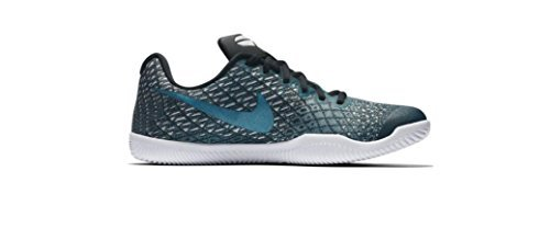 NIKE Mens Kobe Mamba Instinct Basketball Shoes Turbo Green/White-Black-Igloo (11) -  43220-13239