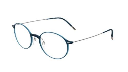 Eyeglasses Silhouette Urban NEO Full Rim 2908 5060 petrol 48/20/145 3 piece - Neo Glasses