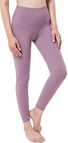 Chaos World Sporthose Damen High Waist Sport Leggings Elastische Tummy Control Yogahose Jogginghosen