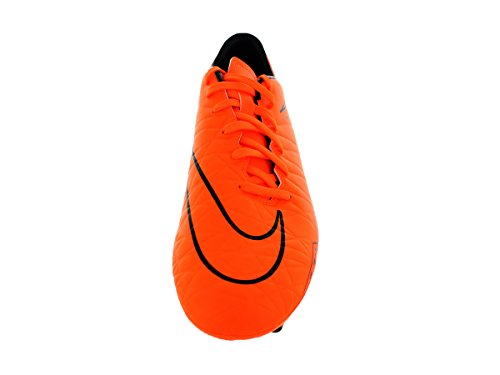 blk blk Phelon Nike Orng Orange ttl Ii Total Fg Hypervenom Calcio Scarpe Da Uomo rr1qO76