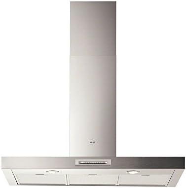AEG: pared Campana, diseño, 60 cm, Canalizado, cromo, awh64 00am: Amazon.es: Grandes electrodomésticos