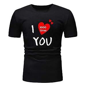 Camisetas hombre Tops T shirt 2019 NEW Moda Hombre Casual Verano ...