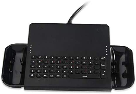 Wired Keyboard Keypad TNS-1777 Game Chat ABS Durable USB Type-C for Switch