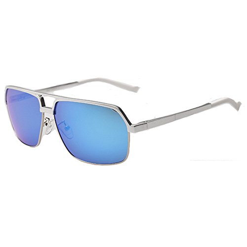 [Smile Tomorrow Mens Top Grade Mg-Al Polarized Driving Cycling Sports Sunglasses(K7)] (South Pacific Costumes)