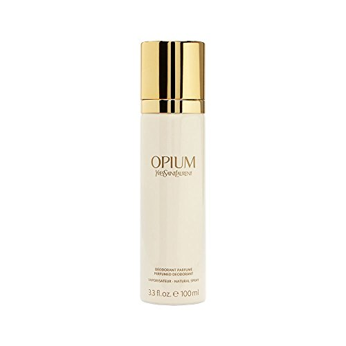 Opium By Yves Saint Laurent For Women. Deodorant Spray 3.4 Ounces by Yves Saint Laurent