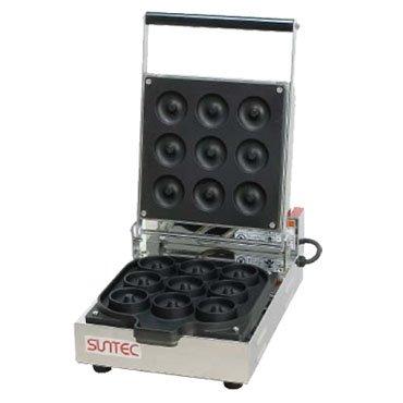 サンテック(SUNTEC) プチベイクルドーナツベーカー (1連式) W255×D445×H175mm PCA-1   B01MS8NVKS