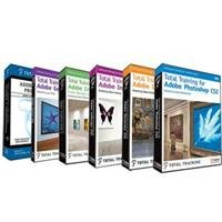 Total Training for Adobe Creative Suite 2 CS2 Premium Bun...