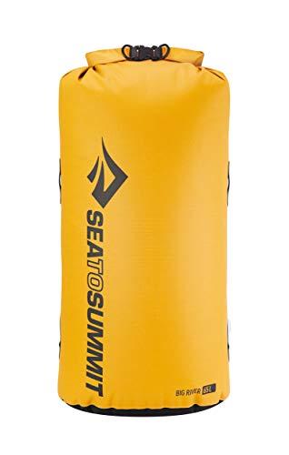 Sea to Summit Big River Dry Bag,Yellow,65-Liter
