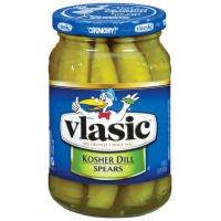 Vlasic Kosher Dill Spear Pickles 16 ()