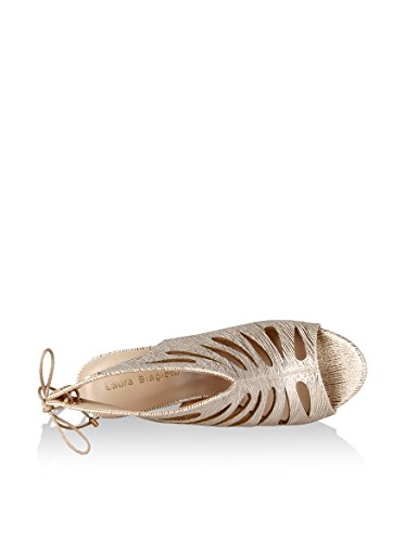 Laura Biagiotti - 433_CUCUMIS Sandali Gladiatorei Degli Alti Talloni Donna Tacco: 11 cm,Piattaforma 2.5 cm