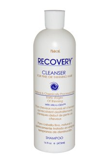 Recovery Cleanser Shampoo By Nairobi For Unisex - 16 Oz Shampoo