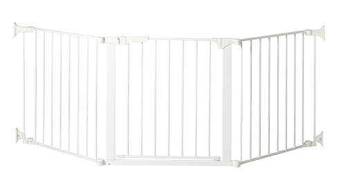 Kidco Auto Close Configure Gate With Door White 24 Quot 24