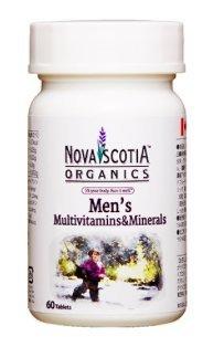 【ノバスコシア(Nova Scotia Organics)】【国内正規品】マルチビタミン&ミネラル フォーメン B07DGHK3V1