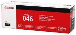 (9個まとめ売り) Canon CRG-046YEL 純正 トナーカートリッジ046(イエロー) CRG-046YEL