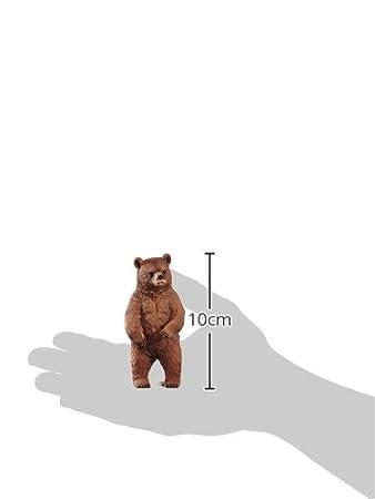 Schleich 14686 - Grizzlybärin: Amazon.de: Spielzeug