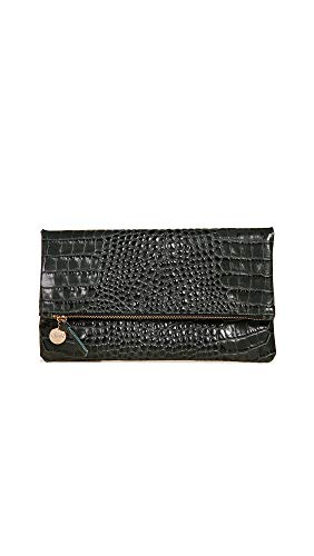 V Foldover Loden Women's Clutch Clare pBqY7wB