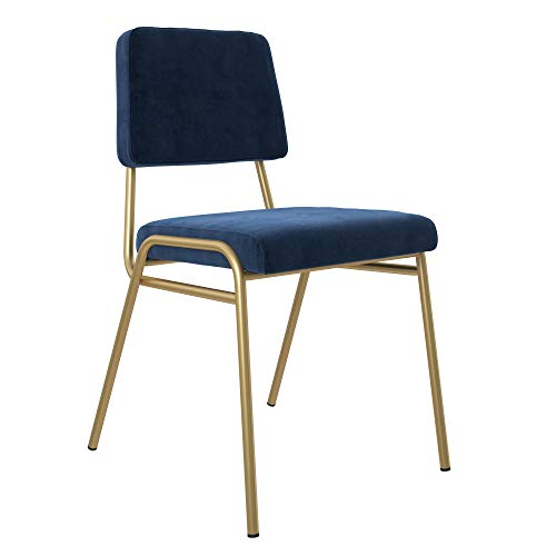 DHP DZ14653 Orabella Dining Chair Blue