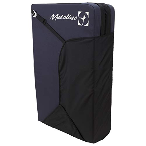 Metolius Session II - Gray/Black (Best Bouldering Crash Pad)