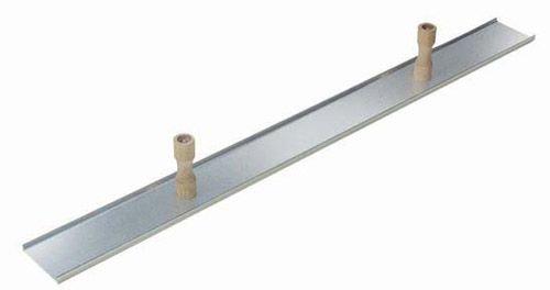Kraft Tool PL410 Genuine Extra-Lite Smooth Edge Magnesium Darby with Double Knob Handle, 42-Inch by Kraft Tool