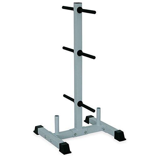 Valor Athletics Standard Bar and Plate Storage Rack by Ironcompany.com