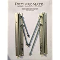 ReciProMate - Reciprocating Saw Guide For Cutting 6 x 6 Fence and Deck Posts