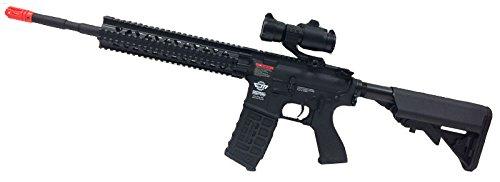 G&G CM-16 R8 L Black (Airsoft Gun)
