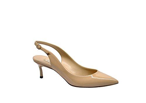 Casadei Zapatos de Vestir Para Mujer Beige Beige It - Marke Größe