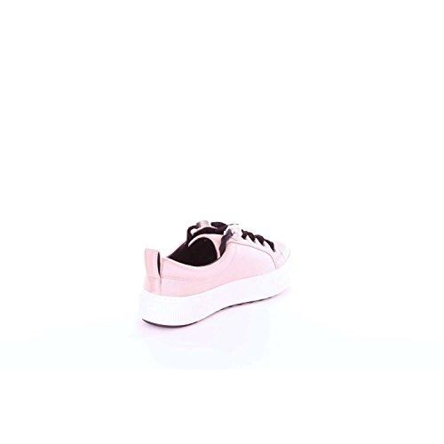 des bas KL61335 ROSE SLP avec LAGERFELD forme KARL chaussures plate femmes baskets pour aRxCqU4