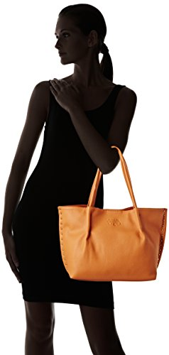 Le Temps des Cerises Florida _ Ltc3s46 - capazo Mujer marrón (cognac)