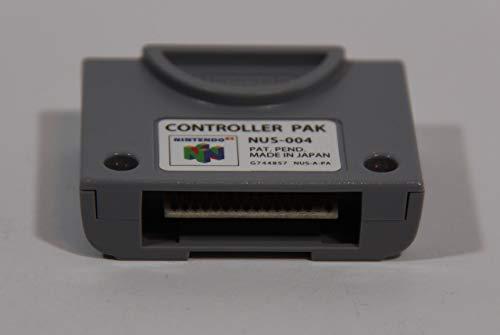 Nintendo 64 Controller Pak (Renewed) (Pak Controller 64)