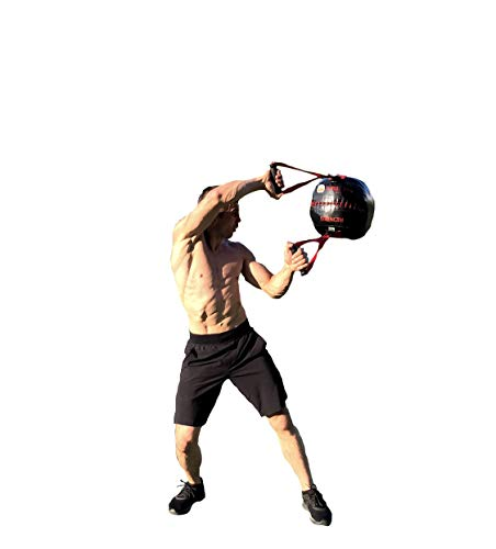 Suples Ball - Endurance (Fitness, Bulgarian Bag, Crossfit, Wrestling, Judo,  Grappling, Functional Training, MMA, Sandbag, Core, Medicine Ball) (13)