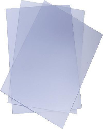 Renz deckblaetter, Trasparente Trasparente, spessore 0.20mm DIN A4 Chr. Renz GmbH