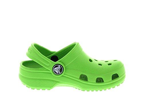 crocs Classic Kids crocs Grün Classic Grün crocs Kids Classic rr6dq0xSwn