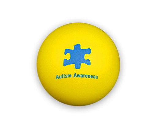 Autism Awareness Stress Ball (1 Stress Ball – Retail)