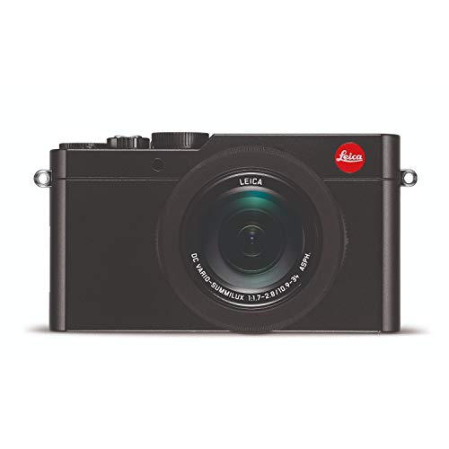 - Leica D-Lux (Type 109) 12.8 Megapixel Digital Camera with 3.0-Inch LCD (Black) (18471)