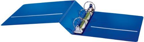 (Cardinal HeavyDuty ClearVue Round Ring Binder, 2-Inch, Blue (49205))