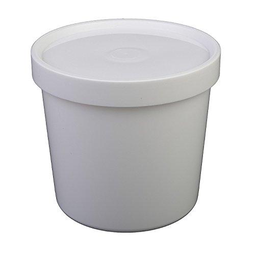 half gallon freezer containers - 5