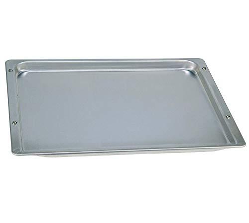 Bandeja de horno de aluminio Neff 00290220 Z1330X0 (450 x 370 x 21 ...