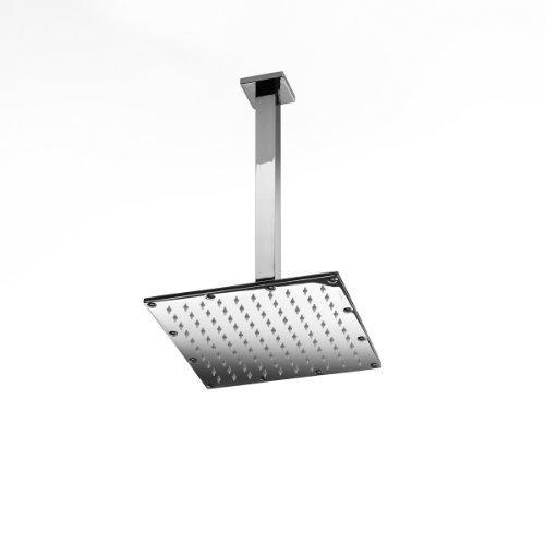 "Linea 9.1"" x 9.1"" Square Supioni Shower Head"