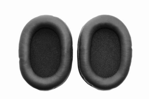 YunYiYi Black Replacement Ear Pads Earpads Pillow Cushion Cover Cups for Sony WH-1000XM2 Headphones