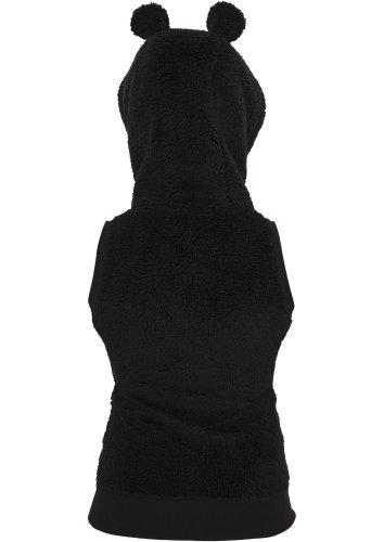 Canottiera Vest Teddy Black Urban Ladies Donna Classics q8w4ST